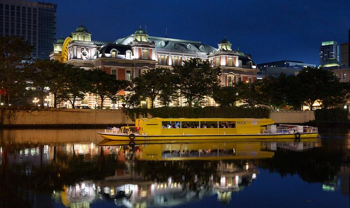 よってこ!リバーライン大阪環状船 featuring 光のミュージアム2015