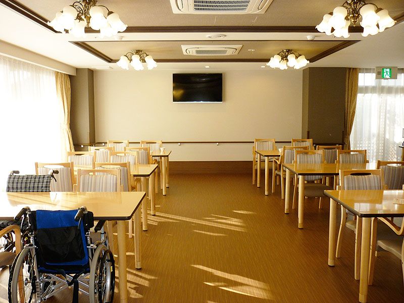 サービス付き高齢者向け住宅エニシエ川西加茂
