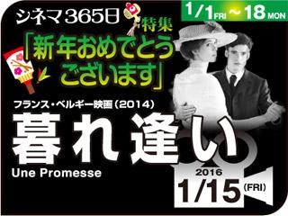 暮れ逢い(2014年 恋愛映画)