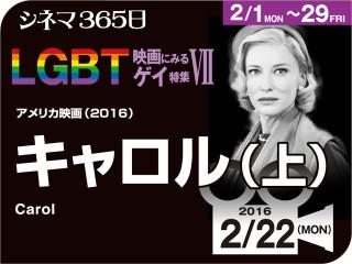 キャロル(上)(2016年 ゲイ映画)