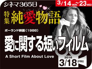 愛に関する短いフィルム(1988年 恋愛映画)