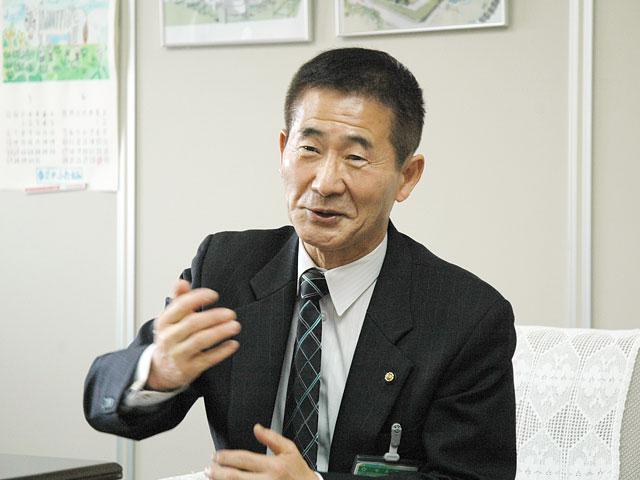 廣瀨裕司教育長