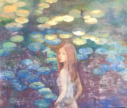 國枝 愛子 (日本画)