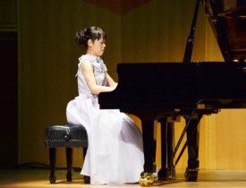 澤田牧子ピアノリサイタル