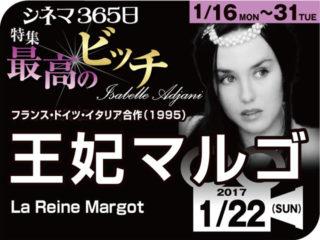 王妃マルゴ(1995年 事実に基づく映画)