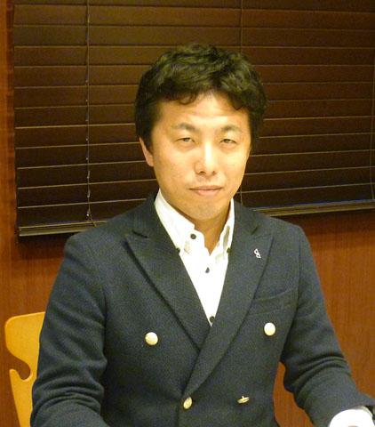 株式会社ARIA代表の荒井さん