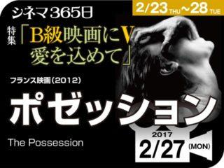 ポゼッション(2012)(2012年 ホラー映画)