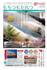 タカシマヤ通販同送マガジン もちつもたれつ 2017年 春号
