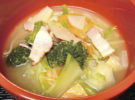 超手抜きクッキングvol.455「春野菜の具だくさんみそ汁」