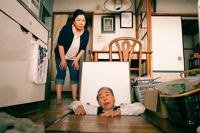 藤山直美×阪本順治監督『団地』特別上映会を、奈良・大和高田・八尾にて開催!