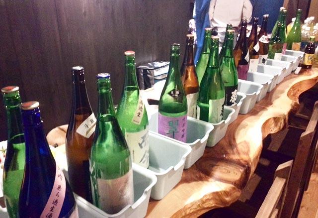 大阪狭山市の古民家レストラン「時空間くりや」で、熊本を応援する利き酒イベントが大盛況