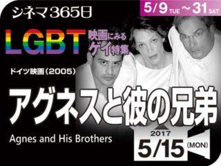アグネスと彼の兄弟(2005年 ゲイ映画)
