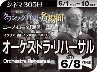 オーケストラ・リハーサル(1980年 ドキュメンタリー映画)