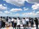 斬新ランチと地上300mの景色に喜びの声しきり!ハルカス天空ランチ会に読者54名が参加