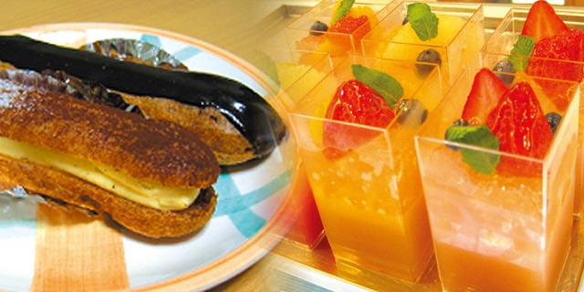 手土産には、本物のフランス菓子を…。 パティスリー ラ・プラージュ