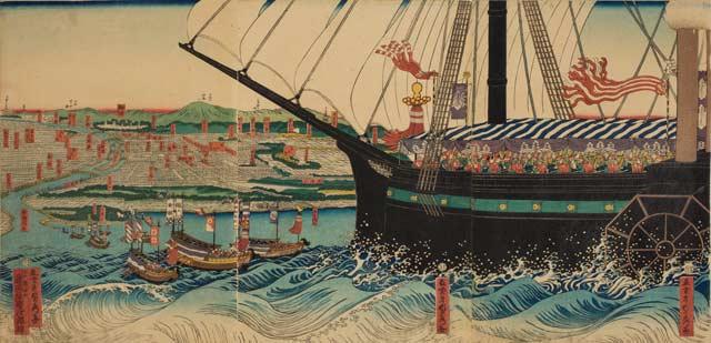 神戸市立博物館「『神戸開港150年記念特別展 開国への潮流 ―開港前夜の兵庫と神戸―』鑑賞券」プレゼント