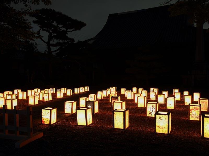 第14回 じないまち四季物語2017夏 『富田林寺内町燈路』