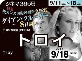 トロイ(2004年 恋愛映画)