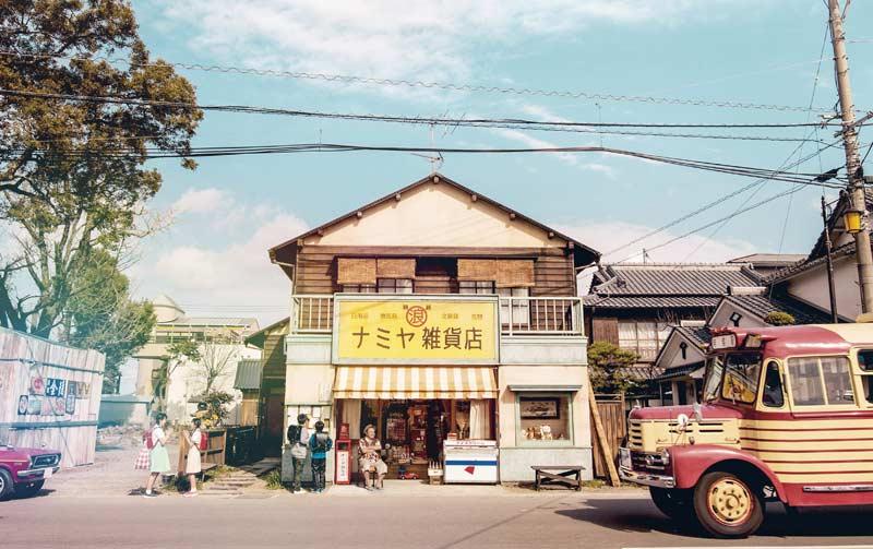 松竹 映画『ナミヤ雑貨店の奇蹟』 「時代と世代を越えて愛される奇蹟のペン」をプレゼント
