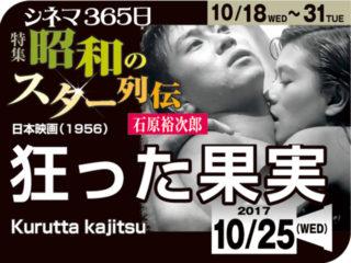 狂った果実(1956年 恋愛映画)