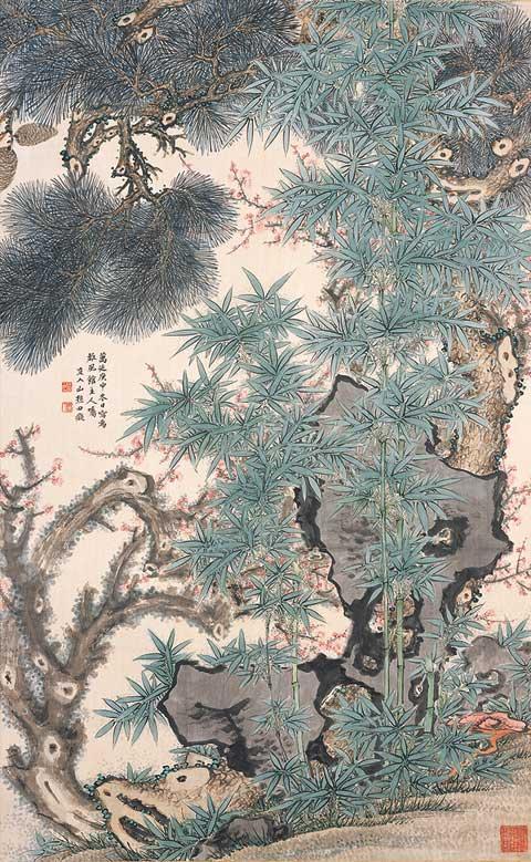 公益財団法人 西宮市大谷記念美術館「美術館×植物!? アートで植物採集 鑑賞券」プレゼント