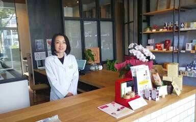 富田林駅北口に 漢方相談『はな薬局』がオープン