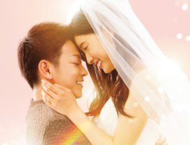 松竹 「映画『8年越しの花嫁 奇跡の実話』オリジナルフラワーペン」プレゼント