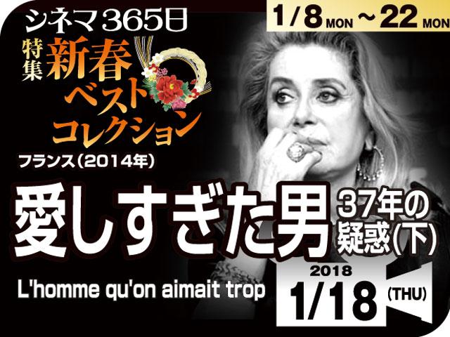 愛しすぎた男 37年の疑惑(下)(2014年 劇場未公開)