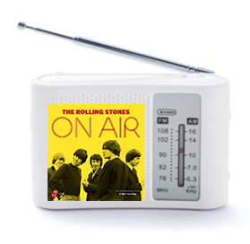 ユニバーサルミュージック「ザ・ローリング・ストーンズ『オン・エア』 オリジナルラジオ」プレゼント
