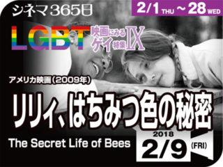 リリイ、はちみつ色の秘密(2009年 ゲイ映画)
