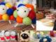 「作っている人も 持つ人も 笑顔になれますように」フェルトボール体験会 in 大和郡山