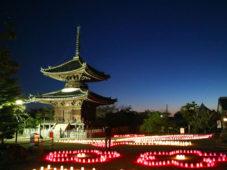太子町の叡福寺・西方院で4月21日「太子聖燈会」開催