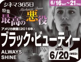 ブラック・ビューティ(2016年 サスペンス映画)