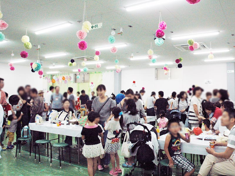 田原本町 創業40年の歯ブラシ製造「株式会社 タナベ」がTHANKS FESを開催
