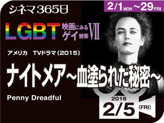 血塗られた秘密〜(2015年 ゲイ映画)