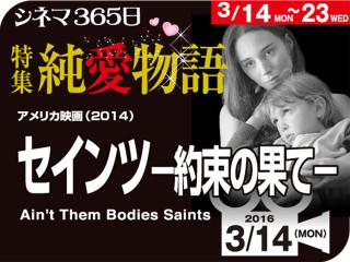 セインツ ー約束の果てー(2013年 恋愛映画)
