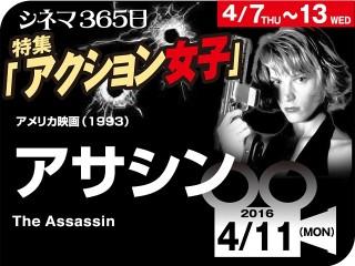 アサシン 暗・殺・者(1993年 アクション映画)