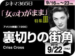 裏切りの街角(1956年 犯罪映画)