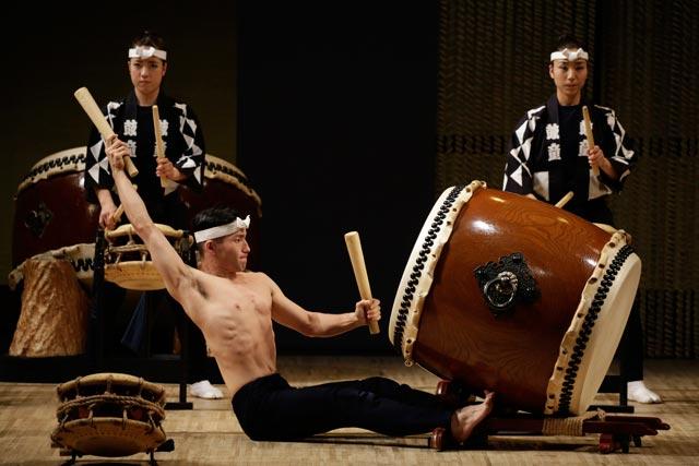 京都で味わう、世界に誇る和太鼓の響き!鼓童「若い夏」