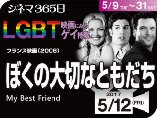 ぼくの大切な友だち(2008年 ゲイ映画)