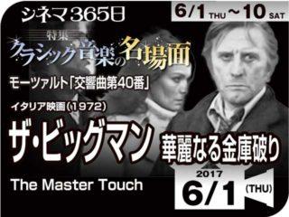 ザ・ビッグマン華麗なる金庫破り(1972年 犯罪映画)