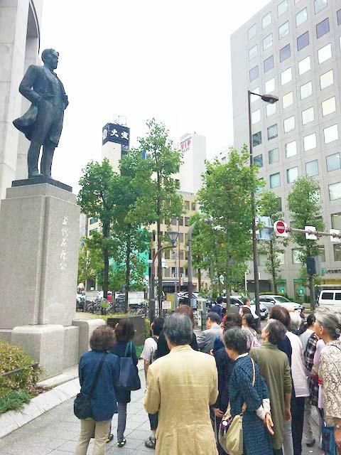 大阪・北浜「綿業会館」ランチ会に90名の読者がご参加