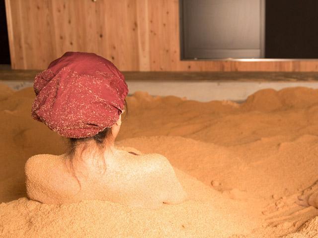 金剛山のふもとに酵素風呂オープン!金剛山麓酵素風呂『大地』