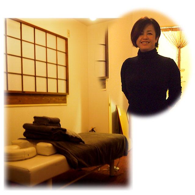 隠れ家的サロンで究極のリラックス体験「Taishin」(タイシン)|近鉄郡山駅徒歩3分