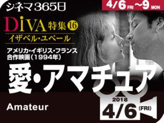 愛・アマチュア(1994年 恋愛映画)