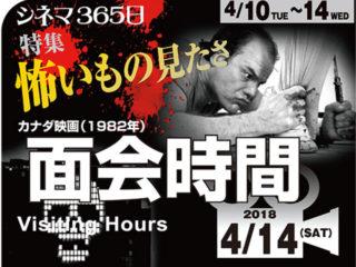 面会時間(1982年 ホラー映画)