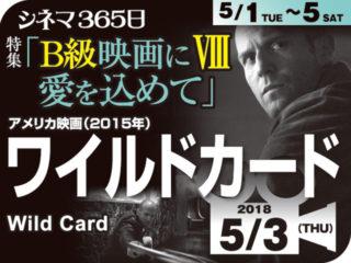 ワイルドカード(2015年 アクション映画)