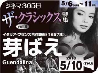 芽生え(1958年 青春映画)
