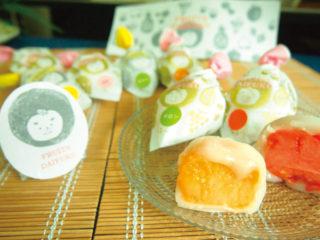 御菓子処美松の「フルーツ大福」|橿原市