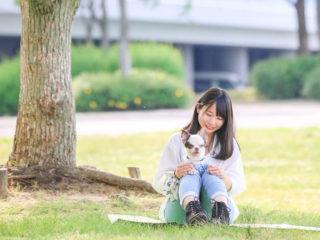 「いがぶら」でワンダフルな体験を 動物保護団体わんらぶ 代表 橋本慶志子さん